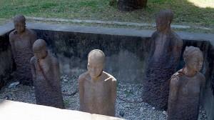 Sklavenmarkt - Stone Town