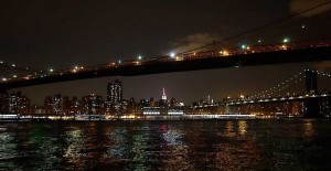 Brooklyn Waterfront: Brooklyn Bridge & Manhattan Bridge
