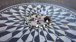 Imagine: Yoko Ono's Strawberry Fields im Central Park