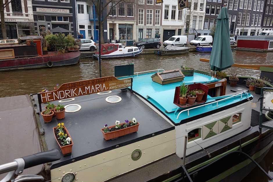 Hausbootmuseum Amsterdam