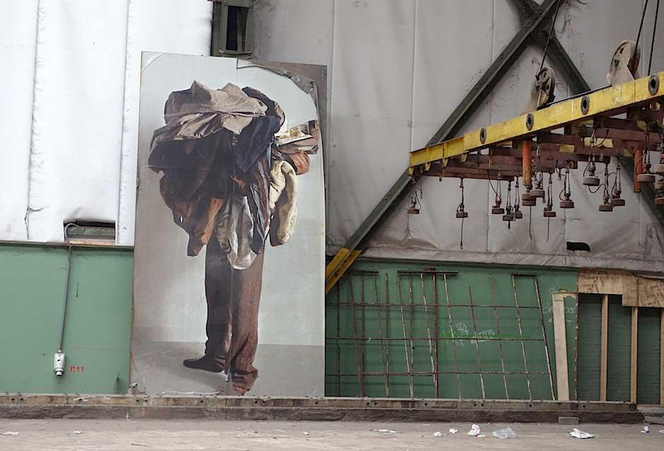 Kunst in der NDSM Werft