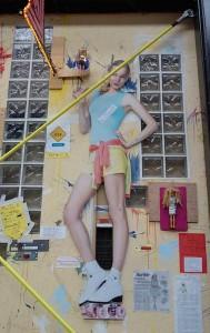 Barbie-Kino in der NDSM Werft