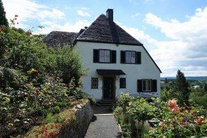 Konrad-Adenauer-Haus in Bad-Honnef / Rhöndorf bei Bonn