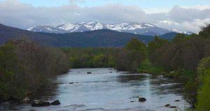 Cairngorms, Schottische Highlands