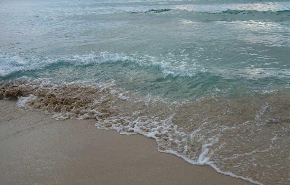 Strand von Fontane Bianche